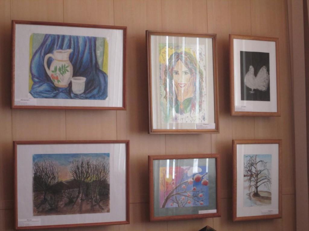 Выставка «Наше творчество»