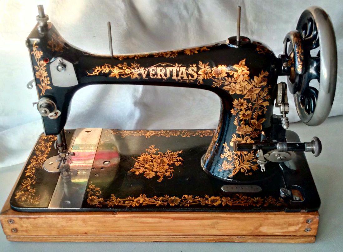 Швейная машинка1